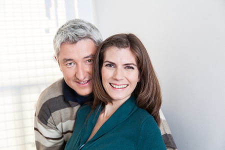 35 years old man: Happy couple