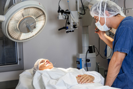 sighted: eye clinic