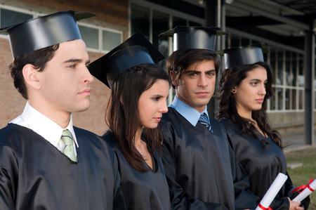 profesional: Students became profesional