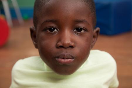 garcon africain: Black boy