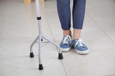 Kid in Rehabilitation