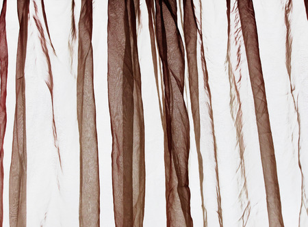 voile: Voile curtain background brown colours