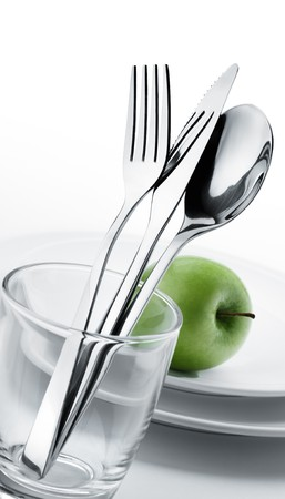 requires: healthy living requires an apple a day