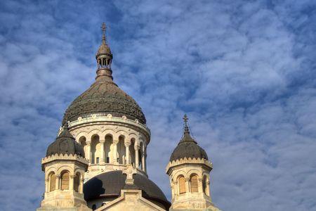 napoca: St. Michael Church in Cluj Napoca city, Romania