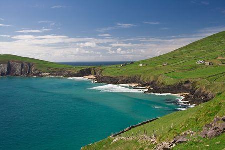 dunquin: Dunquin in Ireland.
