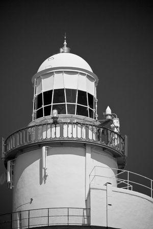Hook Lighthouse in Ireland. photo