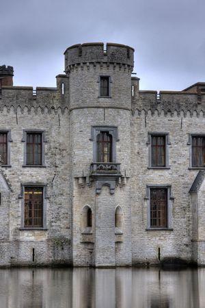 Bouchout Castle near Brussel, Belgium. photo