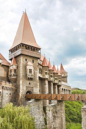 Huniazi Castle in Romania. Stock Photo - 4842307