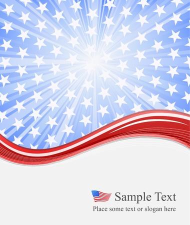 4 juli Independence Day achtergrond
