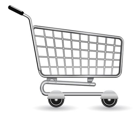 troley: shopping card vector icon