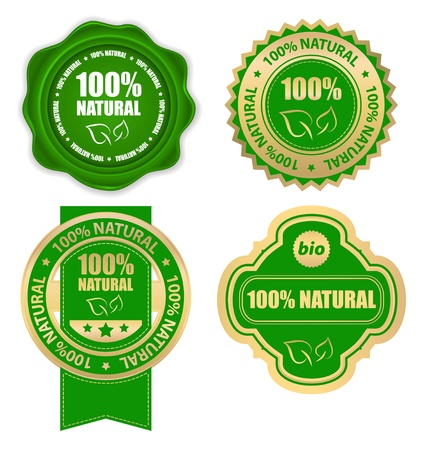 natural 100% - design elements