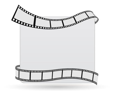 rollo pelicula: rollo de película con la tarjeta