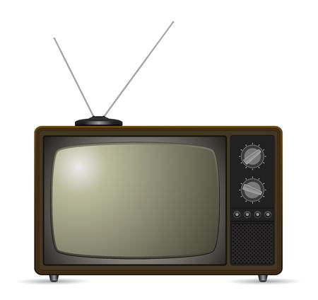 old tv: retro tv vintage icon