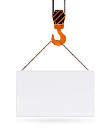 hoisting: hook with tag