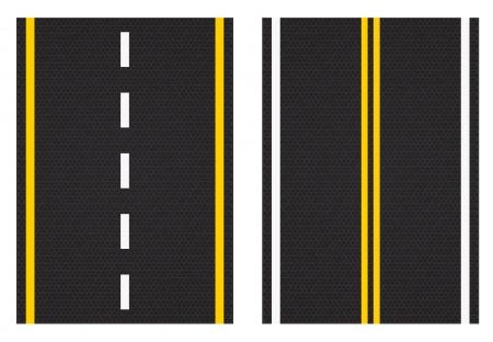 textured road vector background