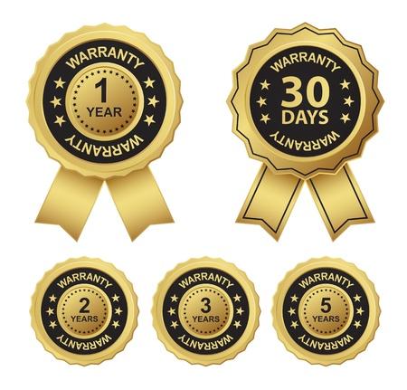 business badge warranty