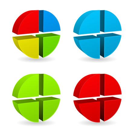 round abstract design