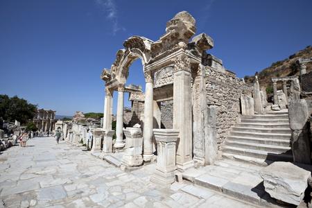 Hadrians Temple, Ephesus