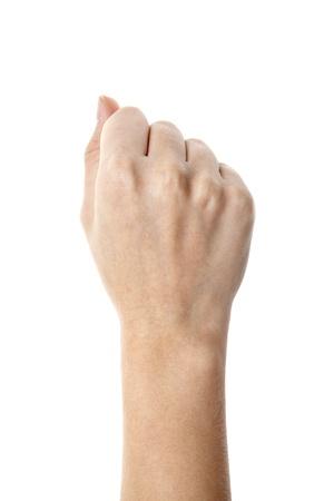 Donna mano fisting