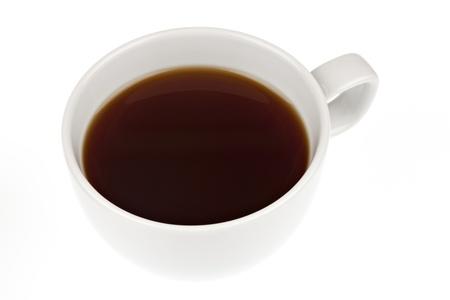 Tazza di caff� Archivio Fotografico