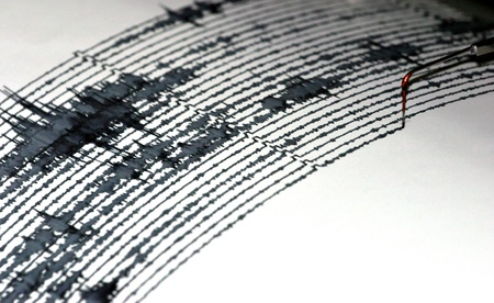 Seismogram, visual record of earthquakes and seismic activity