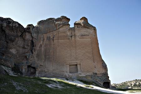 midas: Yazilikaya, Midas city, Eskisehir, Turkey