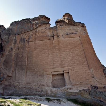 phrygian: Yazilikaya, Midas city, Eskisehir, Turkey