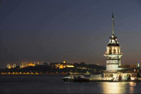 Maiden Tower, Istanbul, Turchia
