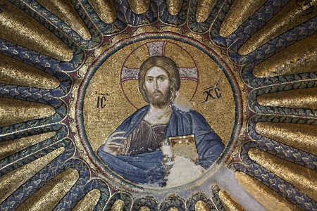 chora: The Church of the Holy Saviour in Chora  Turkish Kariye, Kariye Camii, or Kariye Kilisesi, the Chora Museum, Mosque or Church  is considered to be one of the most beautiful surviving examples of a Byzantine church