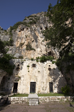 pierre: Saint Pierre Church, Antakya, Turkey