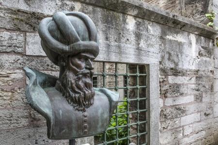Mimar Sinan. Lui era il capo architetto ottomano. A lui si deve la costruzione di pi� di trecento strutture principali e altri progetti pi� modesti.