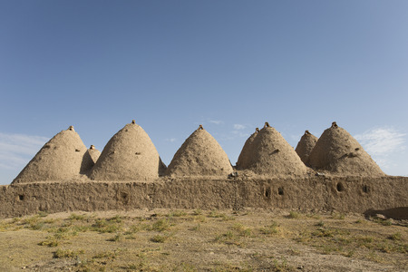 The Harran Houses, Sanliurfa, Turkey.