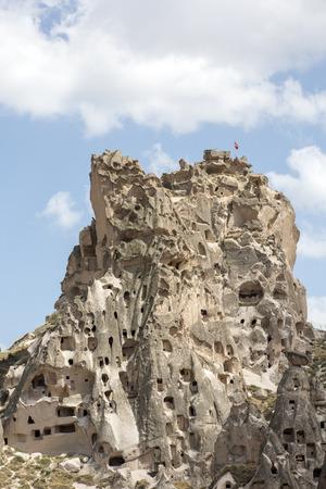 Uchisar, Cappadocia, Nevsehir, Turchia