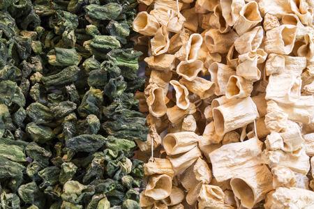 dried vegetables: Hortalizas secas, Gaziantep, Turqu�a