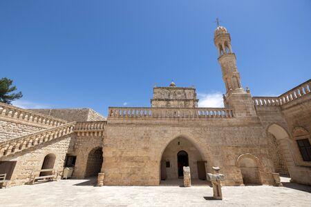 Virgin Mary Monastery in Midyat, Mardin, Turkey
