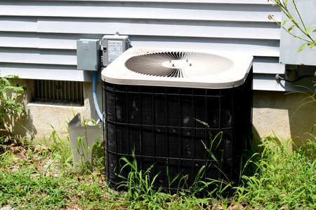 Cental air conditioning unit