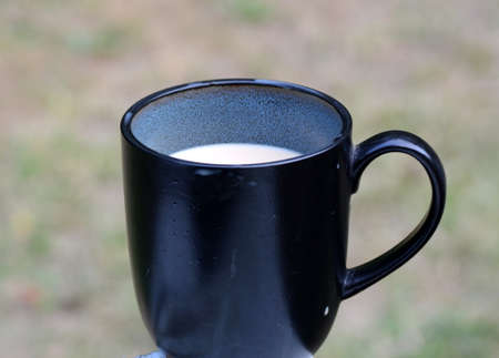 caffiene: Morning Coffee Cup
