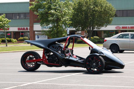 Three Wheel Motorcycle