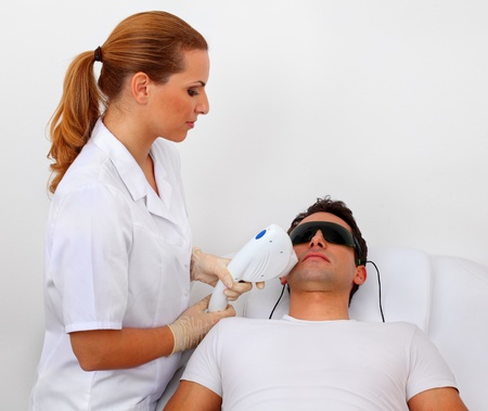 depilation: laser hair removal