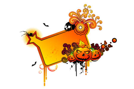 halloween vector illustration Vector