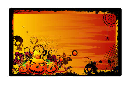 halloween vector illustration Vector