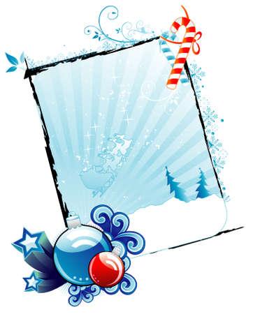 christmas vector background Vector