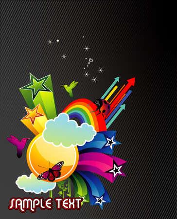 colors vector illustration