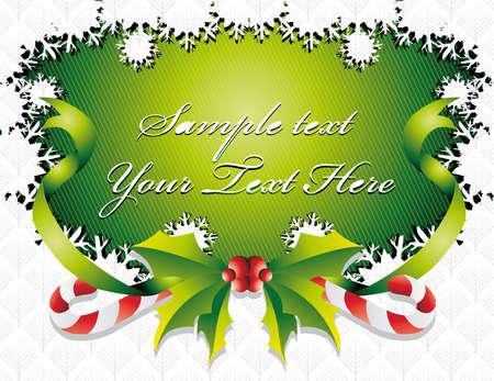 christmas vector decoration Vector