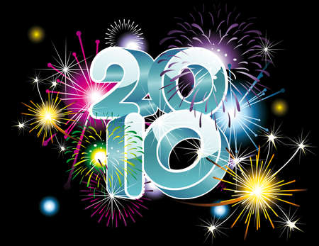 new year Stock Vector - 6132032