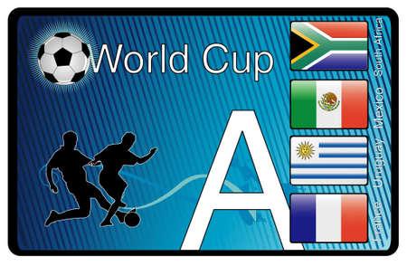 world cup vector Stock Vector - 6294839