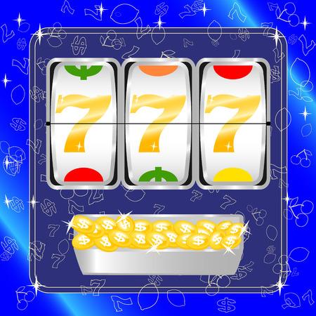 jackpot: Machine � sous de paiement