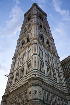 Giottos Campanile Imagens