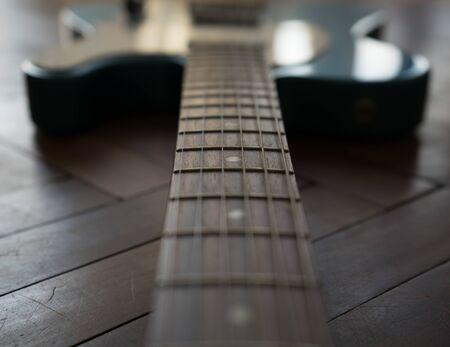 electric Guitar telecaster Affinity Lake Placid Blue