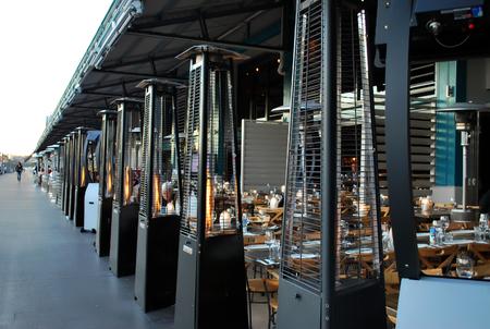 Woolloomooloo wharf luxury dining area. Crinitis Woolloomooloo is an Italian restaurant on 26 Cowper Wharf Rd